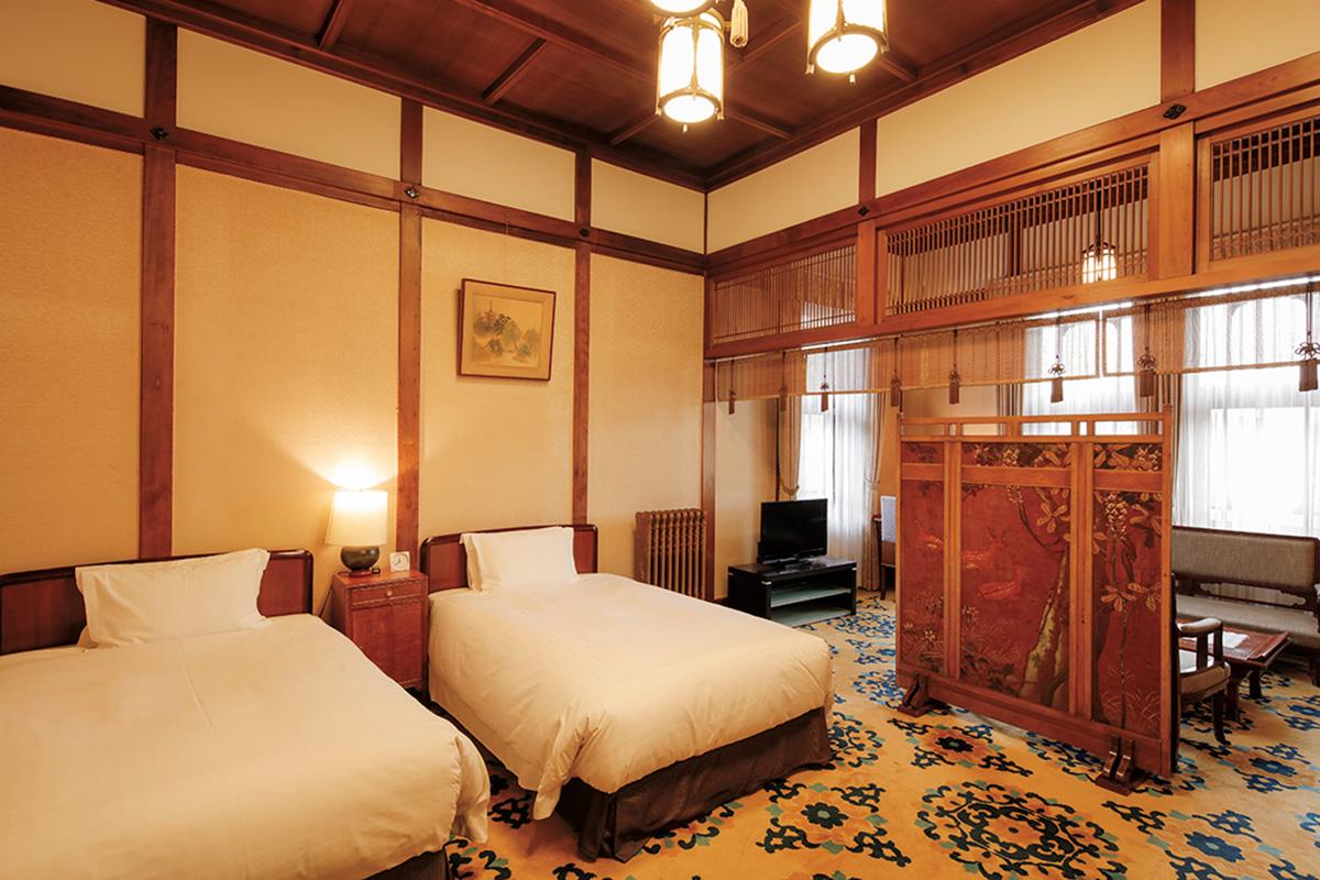 「奈良ホテル」100年以上VIPを迎えてきた関西の迎賓館|後編