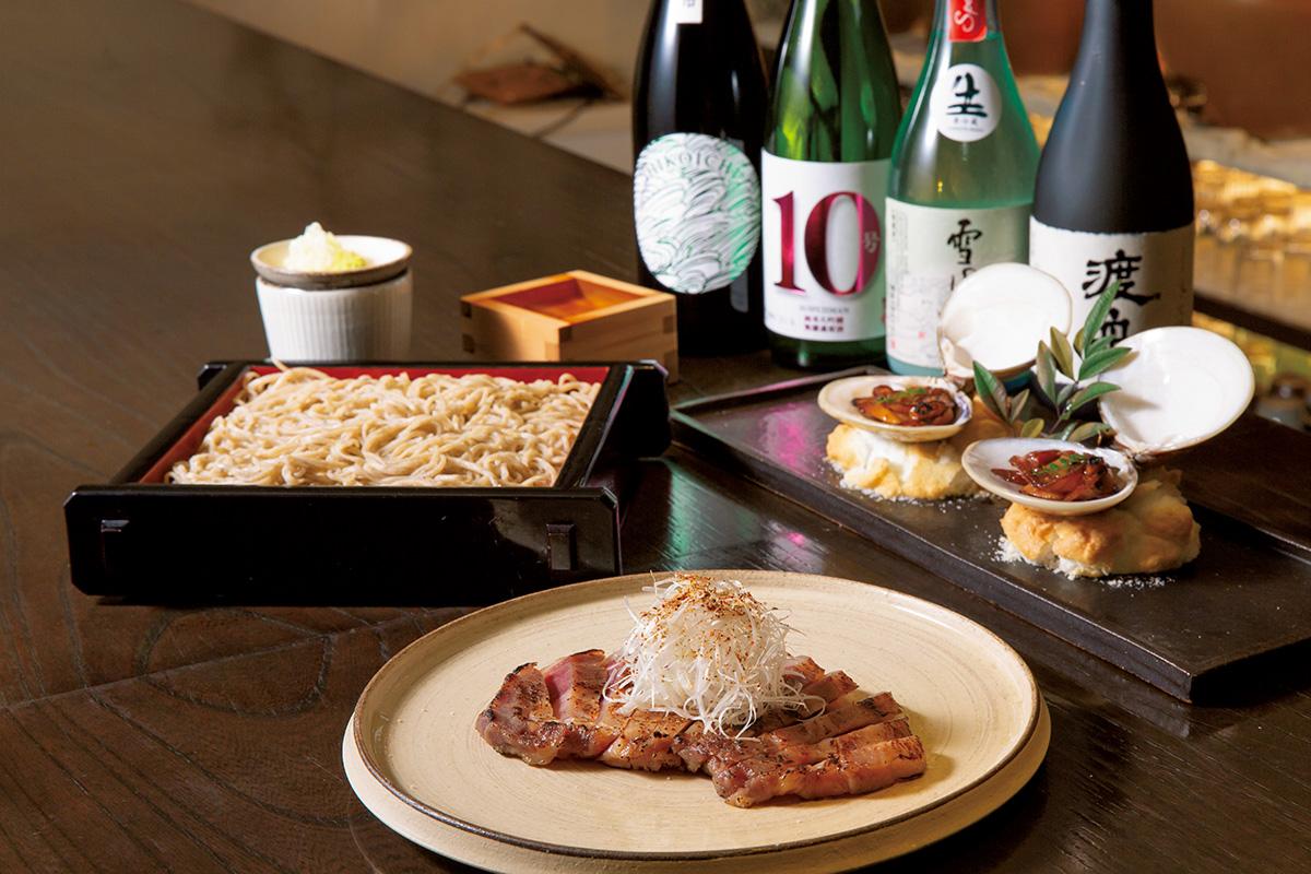 関東一の食材の宝庫!<br>良質な美酒と酒肴は、茨城にあり。
