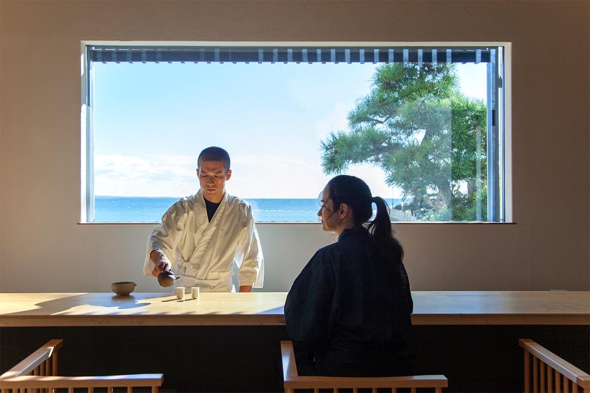 鎌倉一棟貸しの文化体験型宿泊施設「Modern Ryokan kishi-ke」の香りと精進料理〜心身を整える〜体験プログラム
