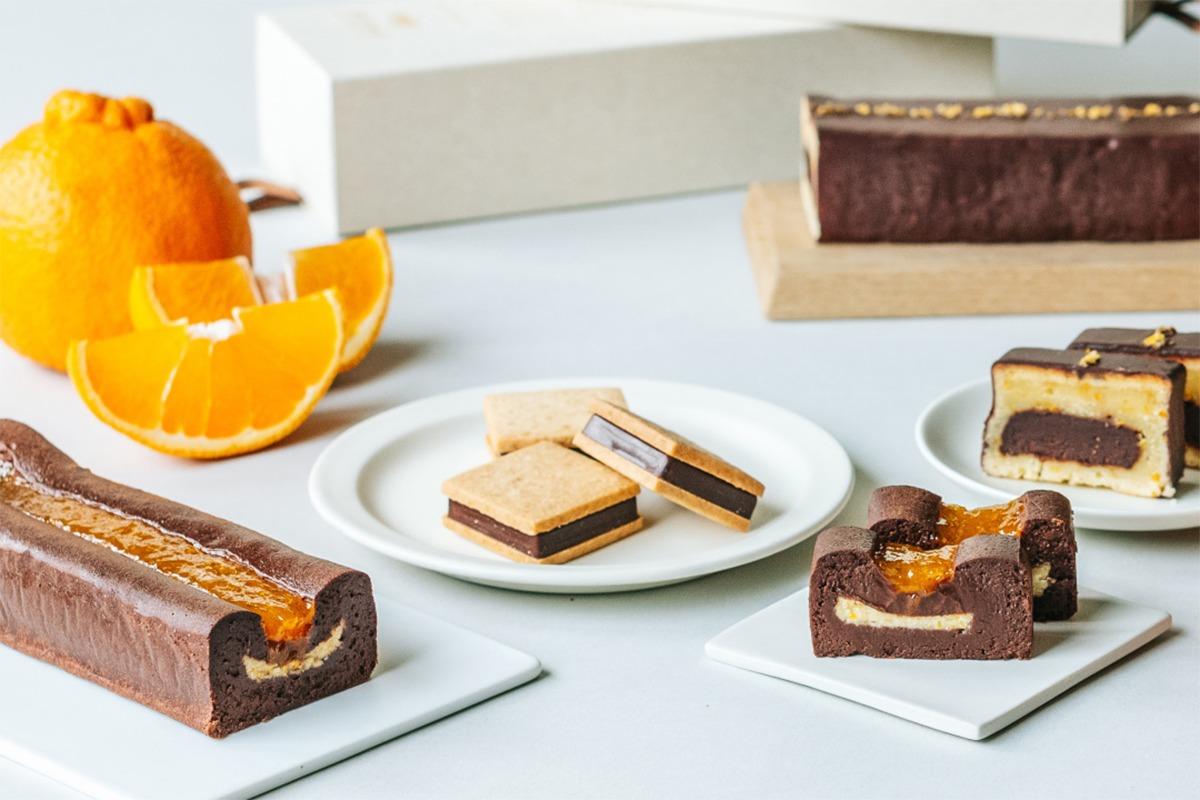 母の日やお祝いに。Minimal-Bean to Bar Chocolate-から柑橘スイーツ新登場!