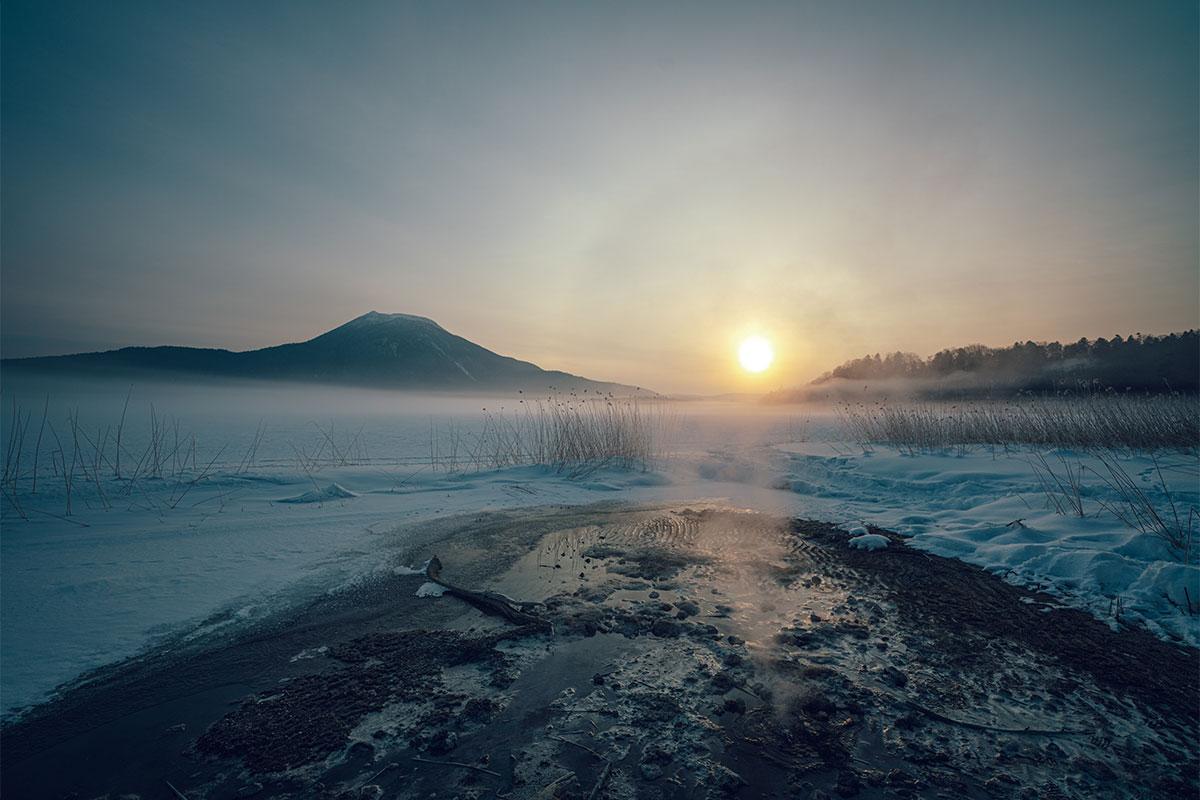 冬の阿寒湖で非日常に触れる旅へ。【前編】