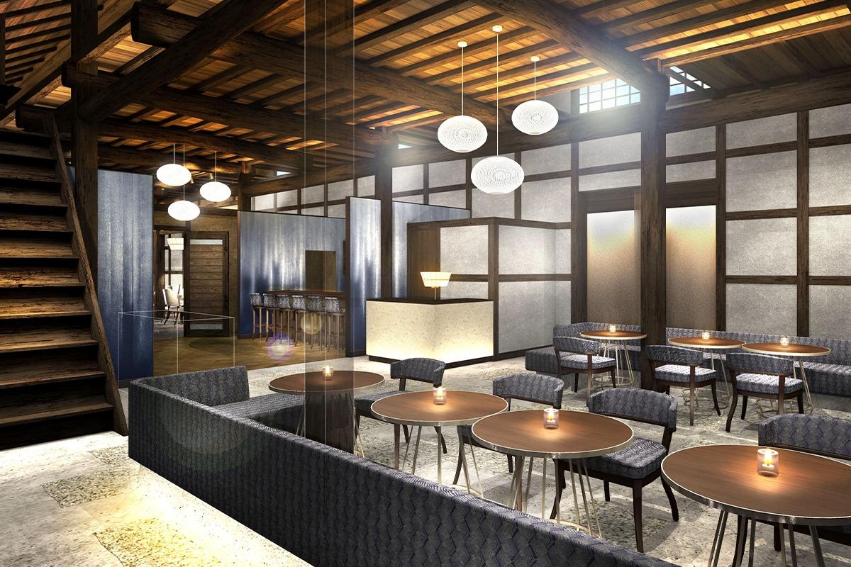 「佐原商家町ホテル NIPPONIA」千葉県佐原の元酒蔵がレストラン&バンケットに生まれ変わってオープン。