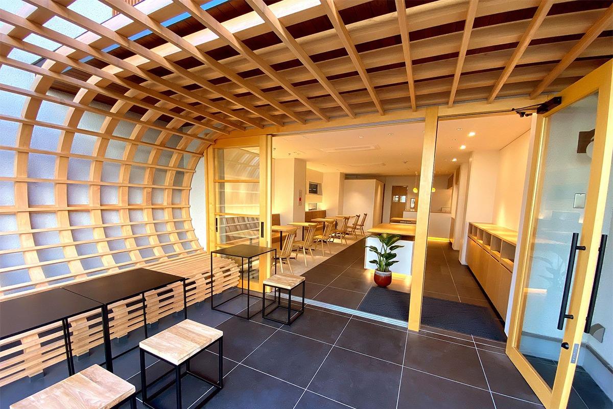 """元祖くず餅の船橋屋が、発酵の力で内と外から""""美しさ""""を提供する「BE:SIDE」を表参道にオープン。"""