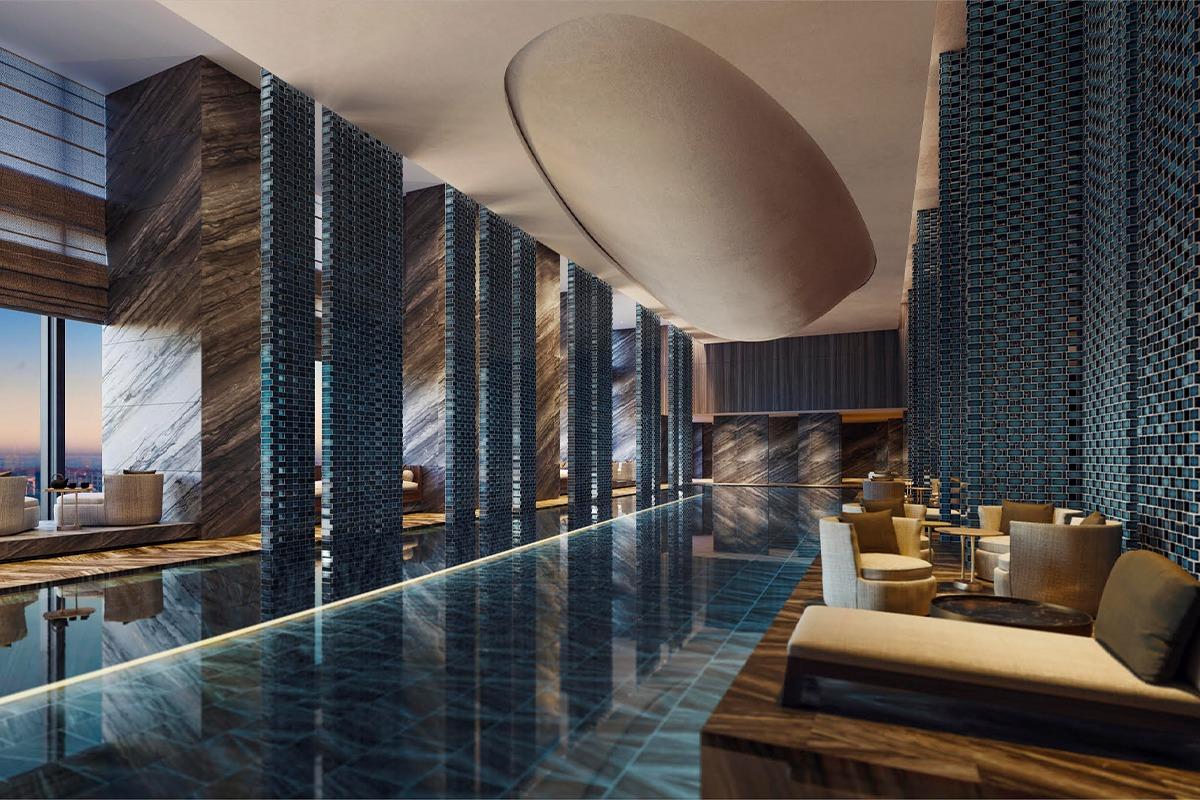 「アマンレジデンス 東京」と新ブランドのホテル「ジャヌ東京」が2023年に誕生