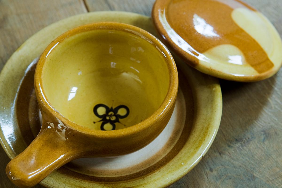 「湯町窯のエッグベーカー」<br>英国の気品まとう民藝の名品でごはんをつくろう。前編