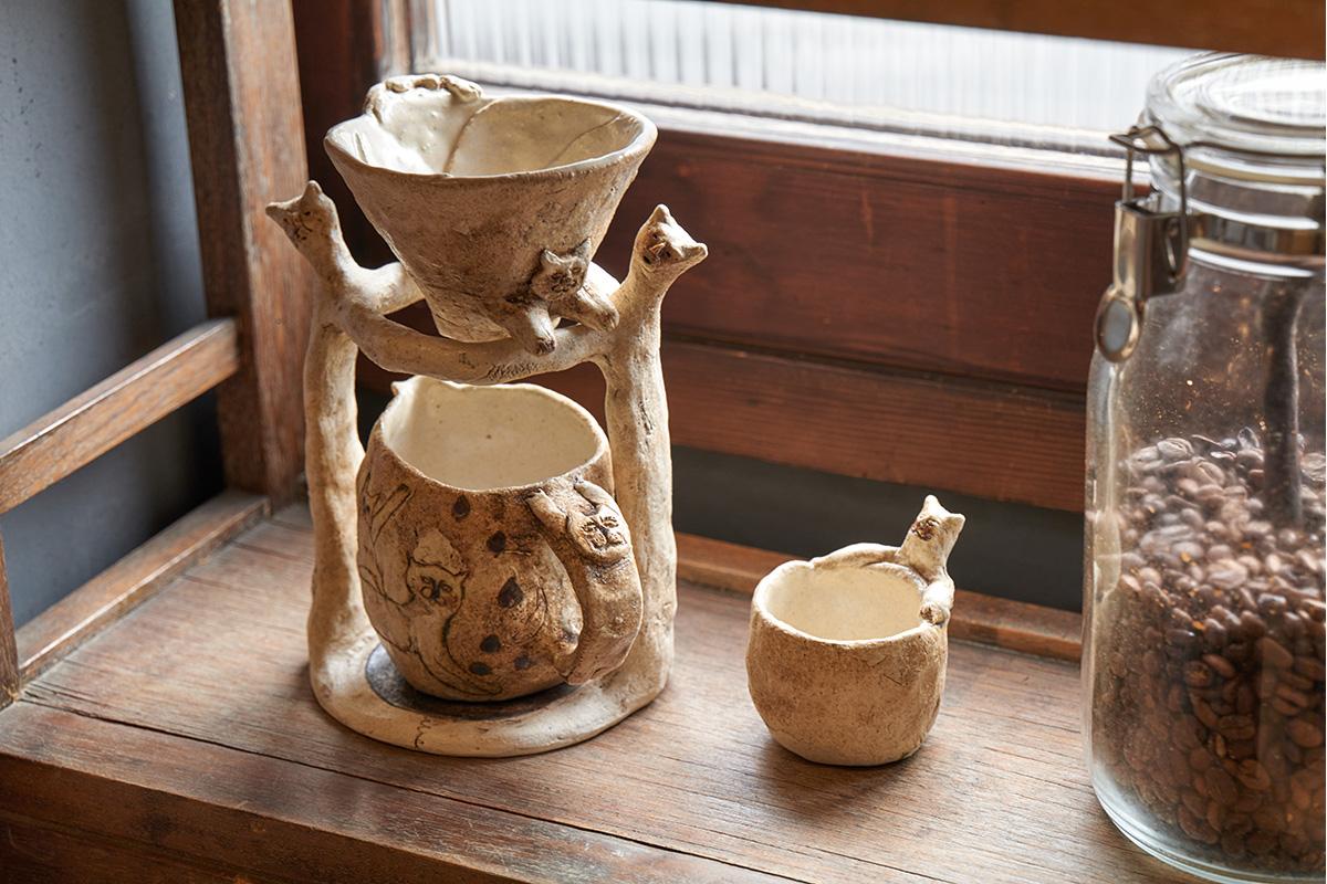 アートスペース油亀が選ぶ注目のうつわ作家「タナベヨシミ」
