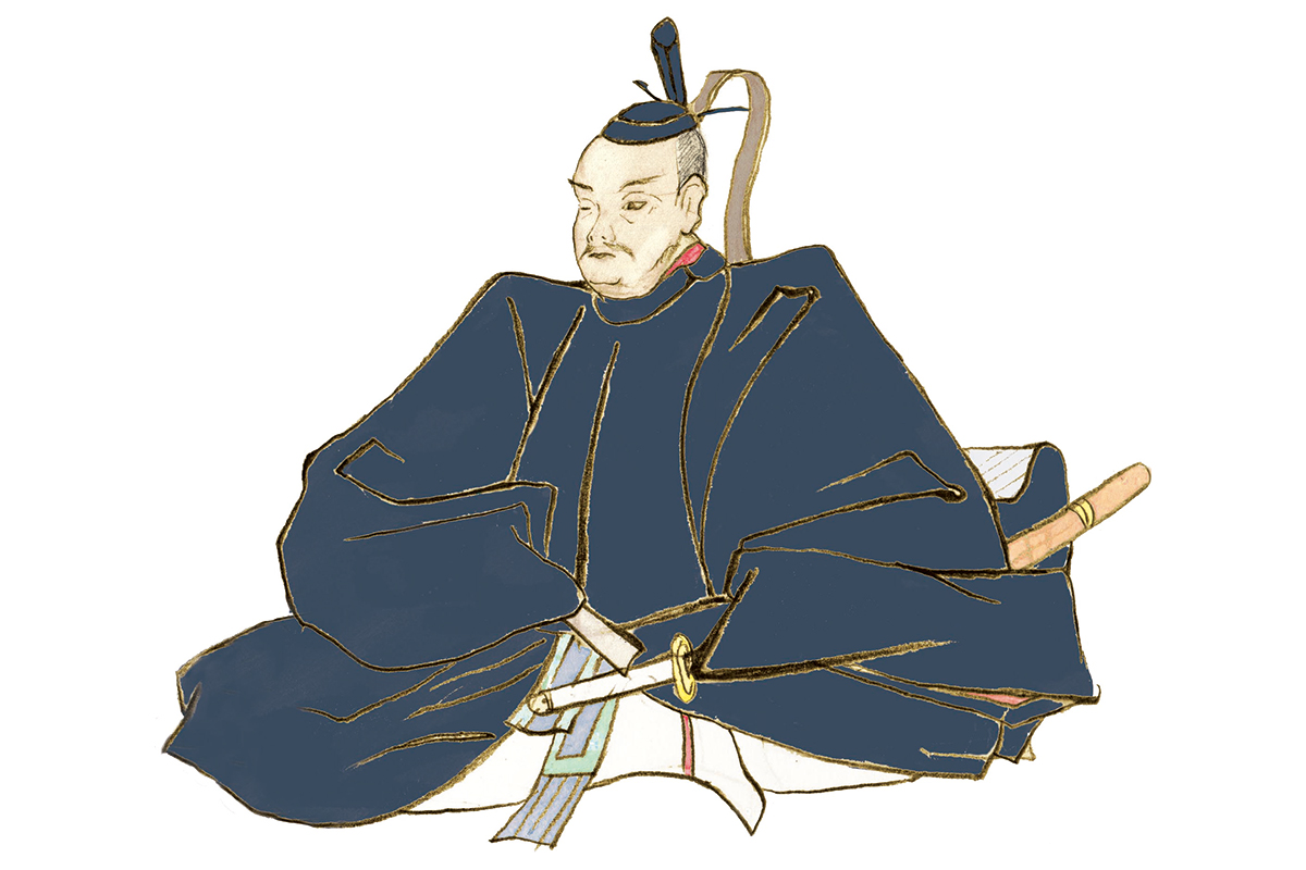 24歳で奥州を平定した元祖・伊達男、<br>伊達政宗<br><small>「戦国武将名鑑」</small>