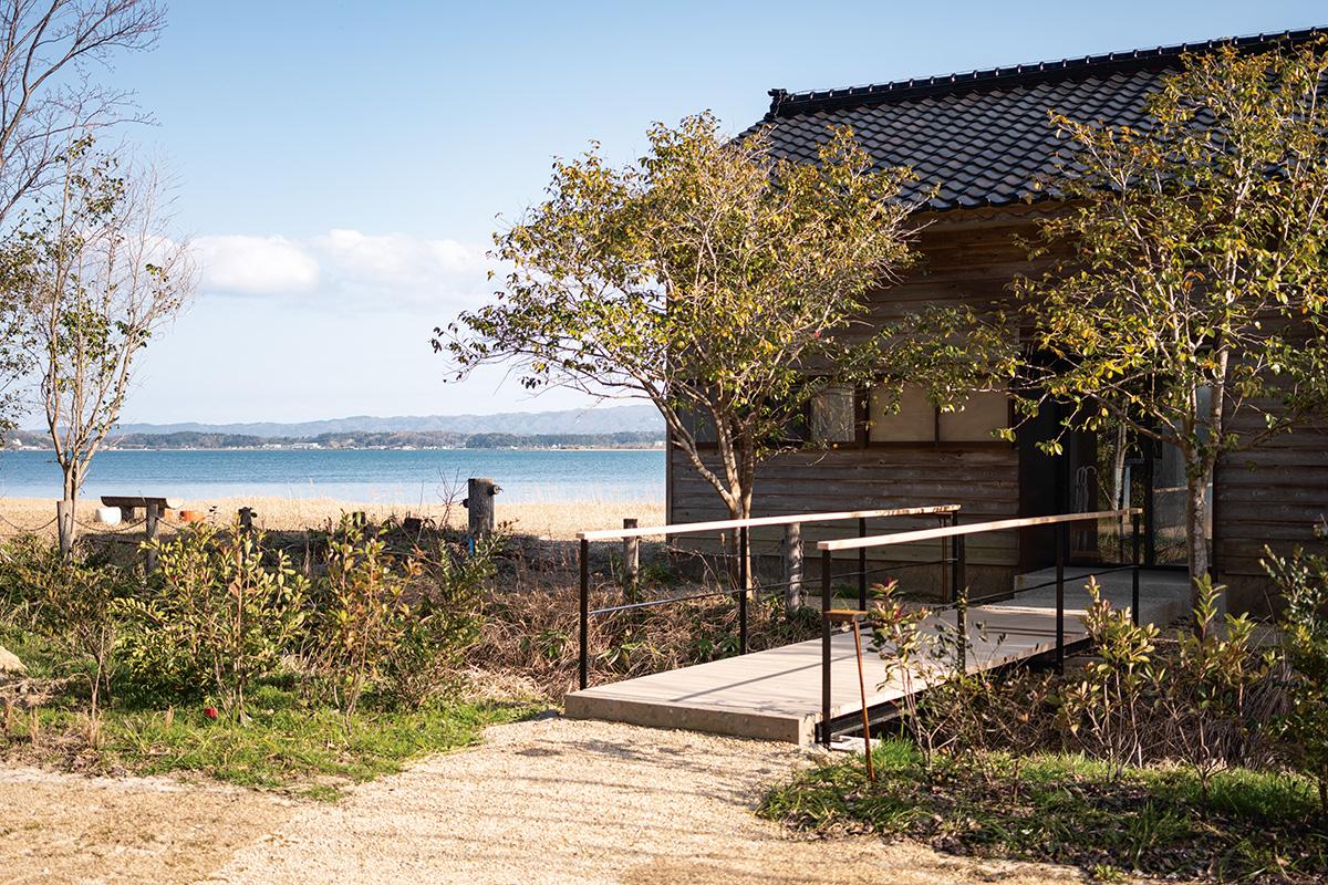 villa della pace<ヴィラ デラ パーチェ><br>七尾で1泊2日、能登の恵みと営みを感じる滞在を。<br>