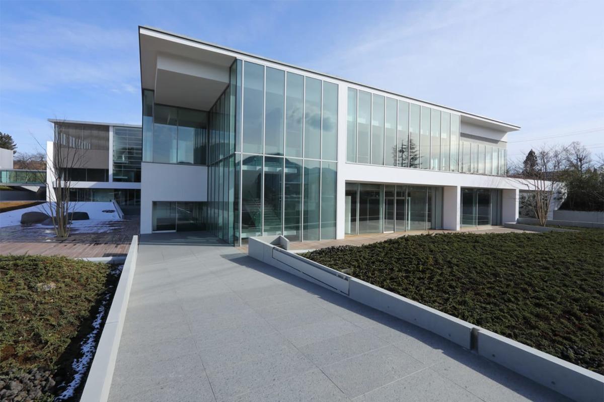 ロゴも名称も一新!<br>長野の新美術館「長野県立美術館」