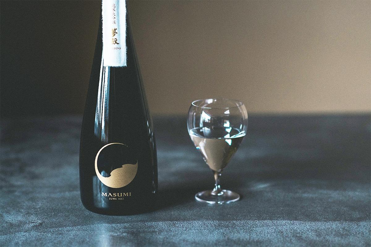 7号酵母発祥の日本酒「真澄」の大吟醸、夢殿・七號・山花がリニューアル!<br><small>宮坂醸造</small>