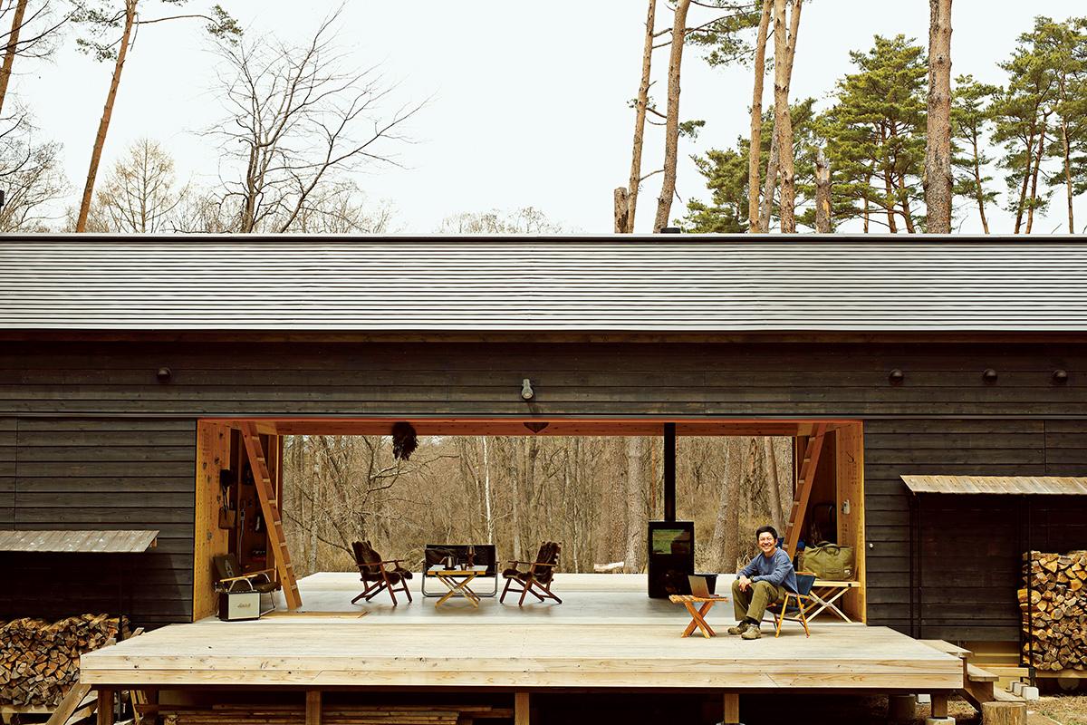 デザインスタジオ「WOW」がなぜ、八ヶ岳にキャンプ場を?
