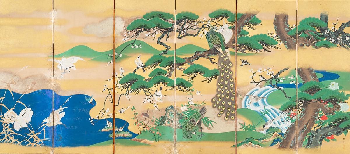 狩野派の世界2021「忘れられた江戸絵画史の本流-江戸狩野派の250年」
