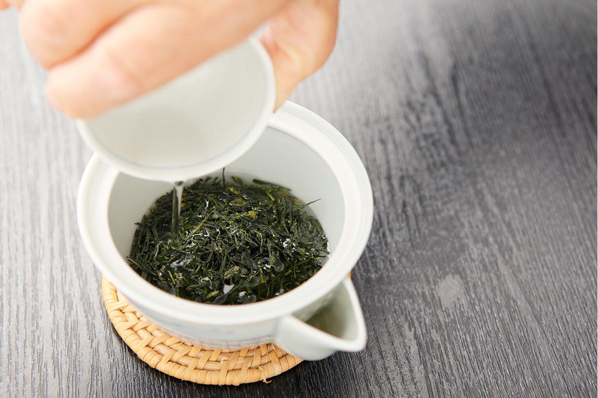 「玉露」の上手な淹れ方<br> 4つのポイントで茶師の味!?