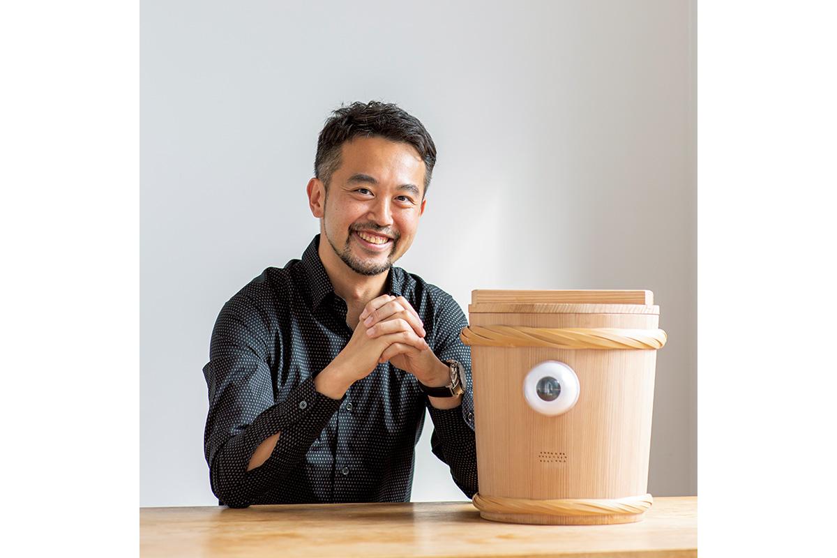 """ドミニク・チェンさん編<br>《私たち、発酵で健康になりました》<br>""""発酵食によって「食べる」の概念が変わる"""""""