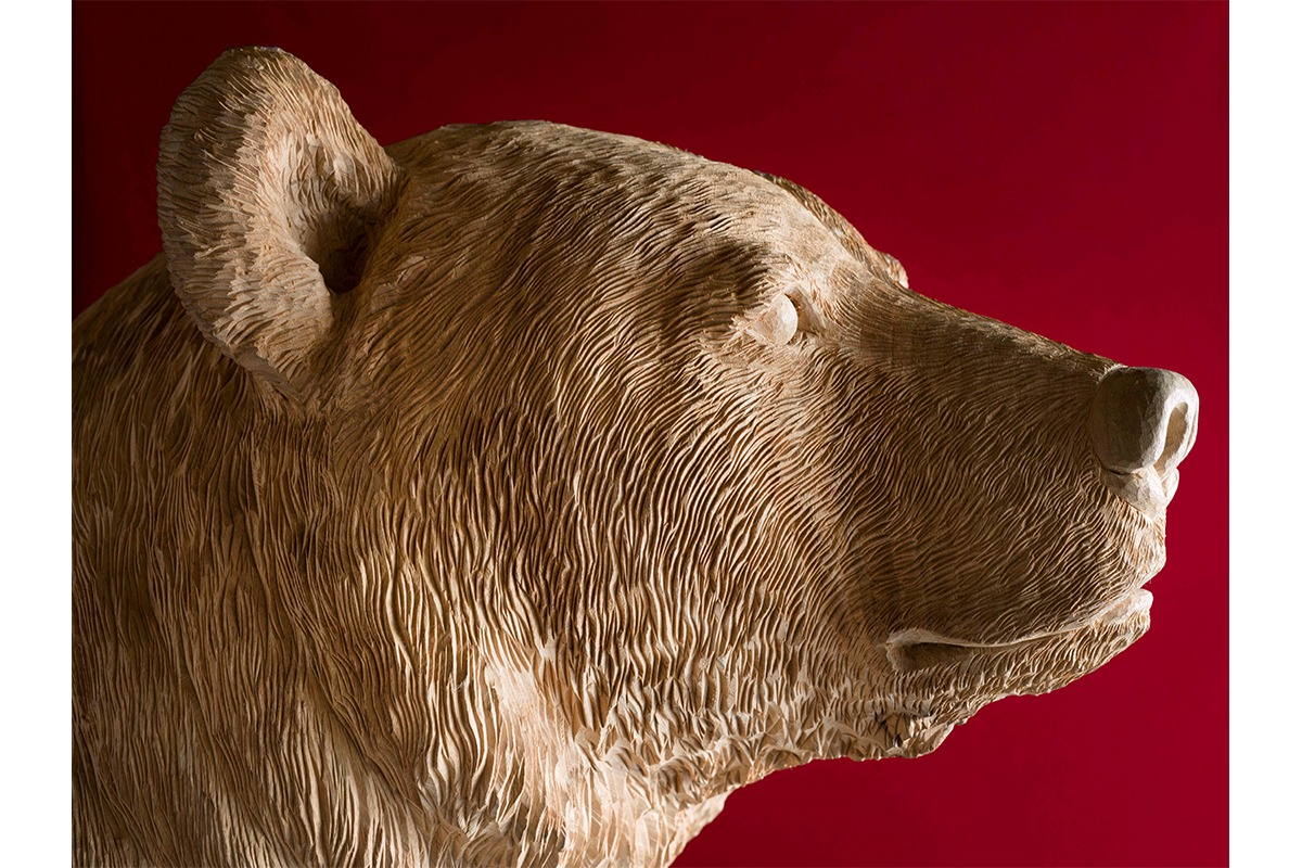 不世出の木彫家・藤戸竹喜の展覧会「木彫り熊の申し子 藤戸竹喜 アイヌであればこそ」