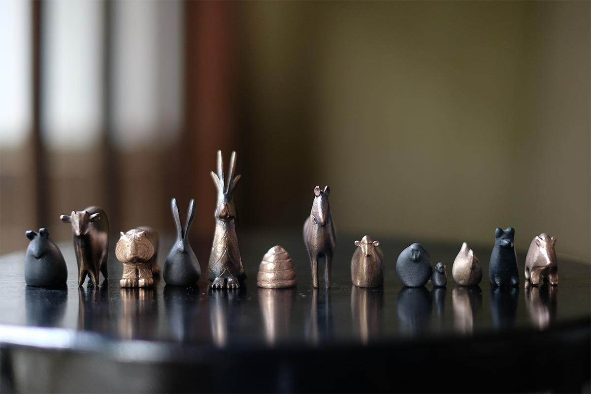「大寺幸八郎商店」可愛い干支は、高岡伝統工芸400年の技術を紡ぐ一生モノ
