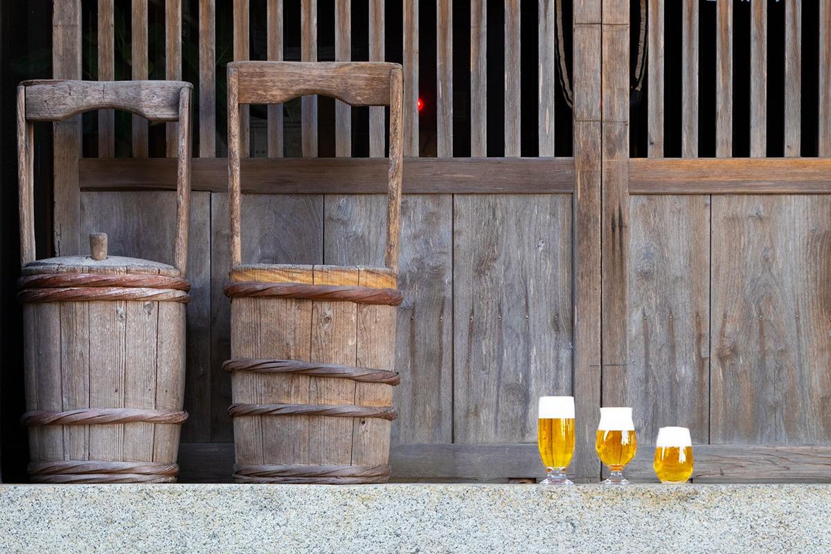 ISLAND BREWERY<br><アイランドブルワリー><br>長崎唯一のクラフトビールに老舗酒蔵が挑戦!