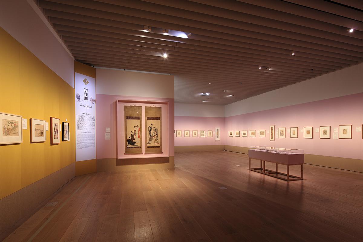 森アーツセンターギャラリー<br>「森タワーの52階で開催される多彩な企画展」