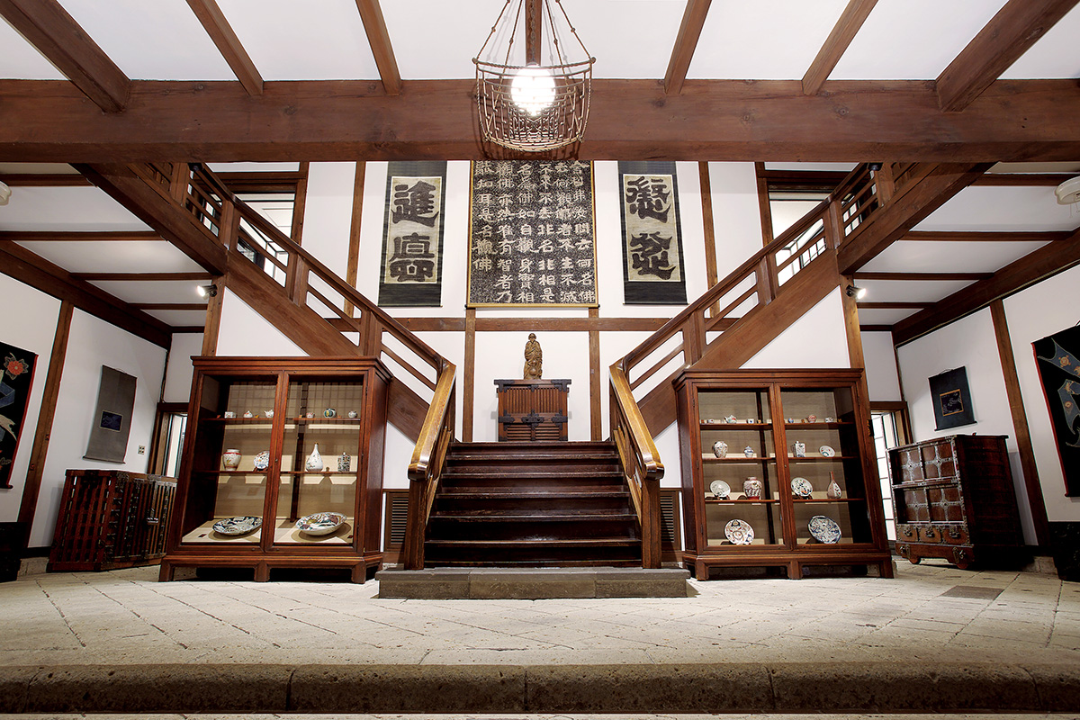 日本民藝館<br>「暮らしの中の美しさと柳 宗悦の世界観に触れる」