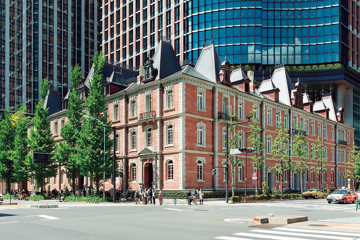 三菱一号館美術館<br>「近代美術を中心に扱う、丸の内の美術館」