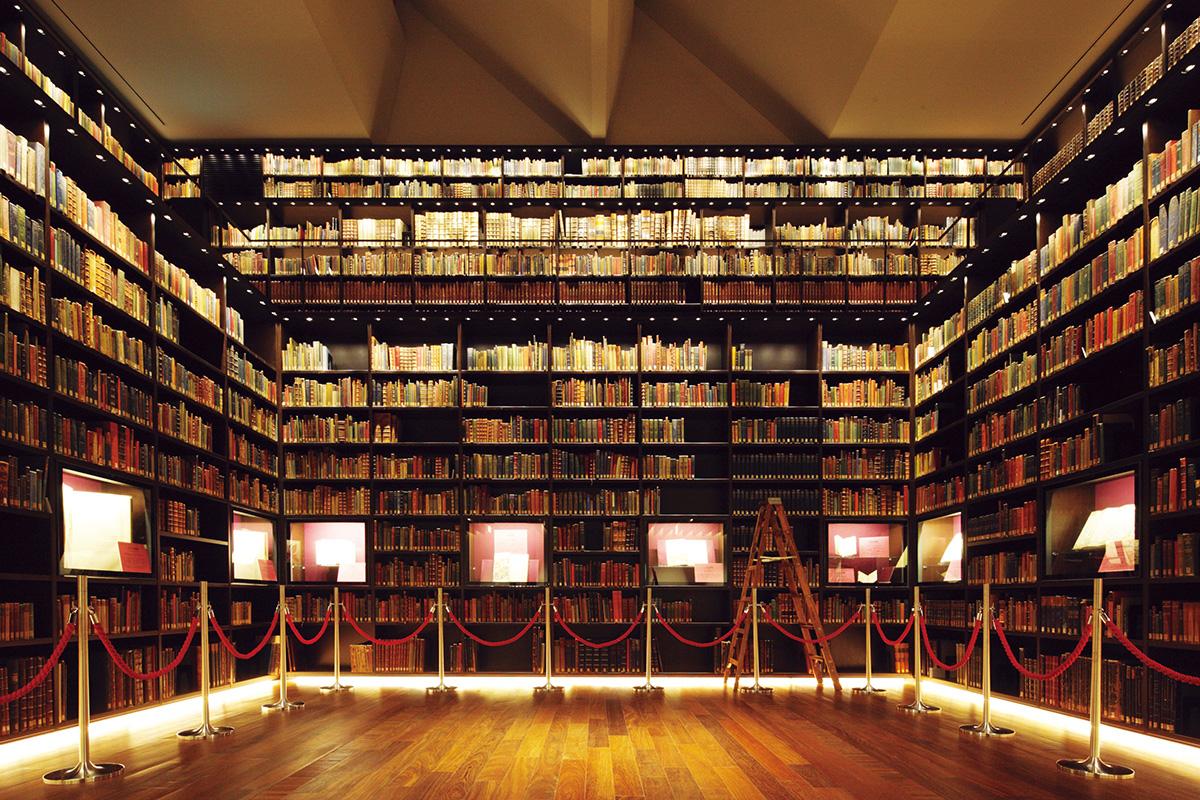 東洋文庫ミュージアム<br>「日本最大級!100万冊の本を所蔵」
