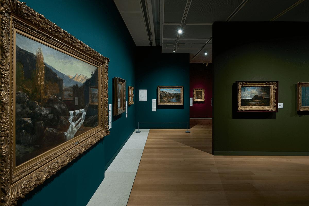 パナソニック汐留美術館<br>「ルオー財団公認の展示、洗練された企業美術館」