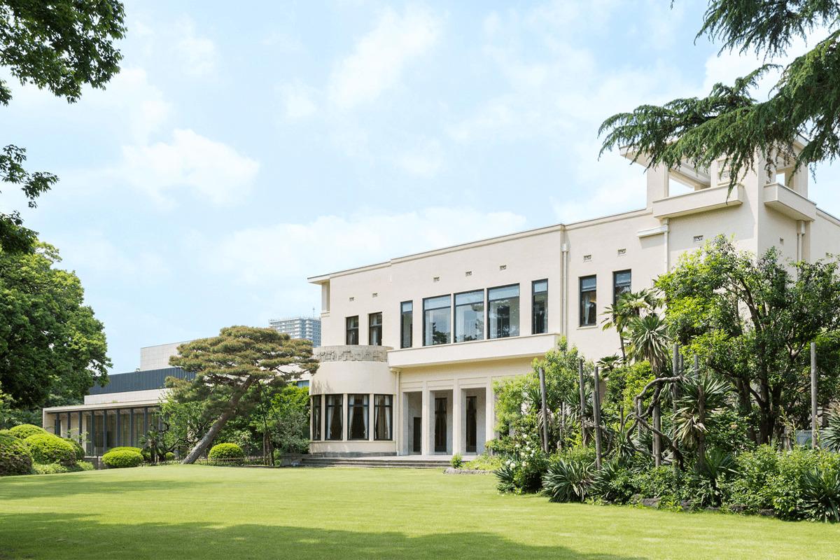 東京都庭園美術館<br>「美術館に生まれ変わった、歴史的建造物」