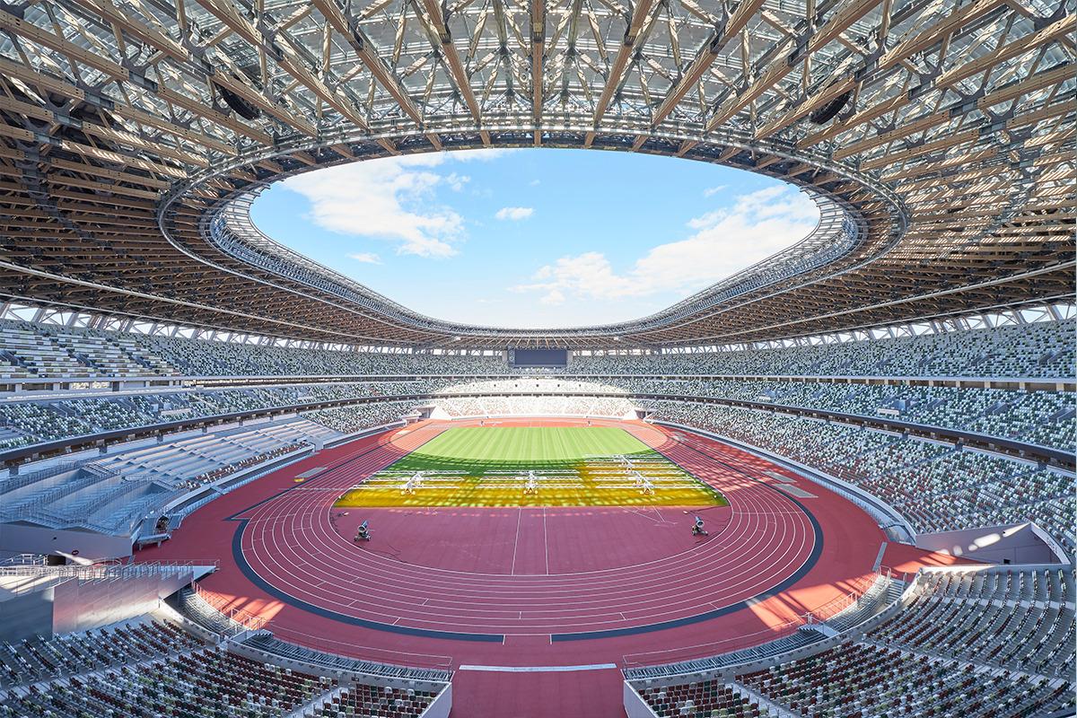 <small>隈研吾さんに聞いた!</small><br>国立競技場はSDGs建築の進化形でした。〈前編〉
