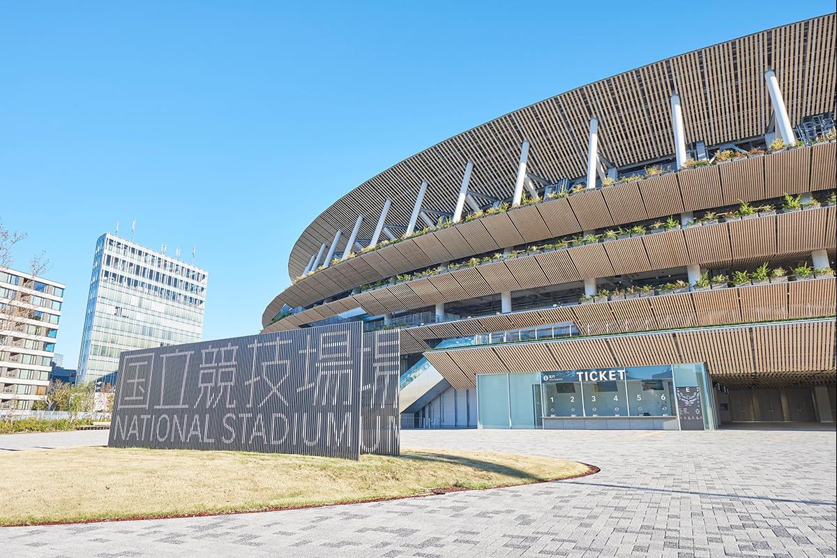 <small>隈研吾さんに聞いた!</small><br>国立競技場はSDGs建築の進化形でした。〈後編〉