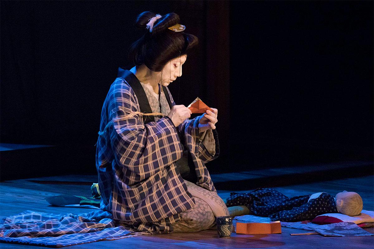 <small>中村獅童、中村勘九郎、中村七之助…</small><br> 次世代を担う歌舞伎俳優が、あの怪談話に新たな切り口で挑む!<br> <small>シネマ歌舞伎『四谷怪談』</small>