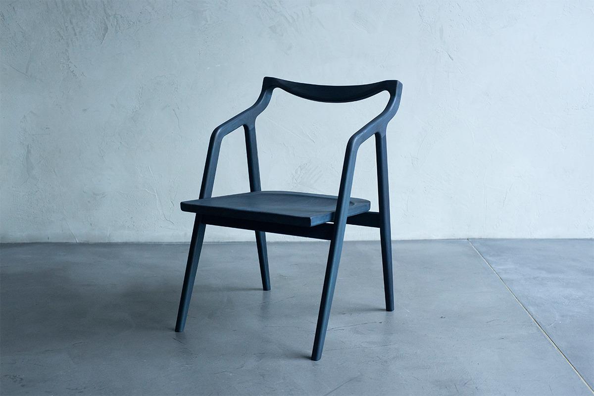 サステナブルな藍染め家具ブランド<br>《Ao./アオ》
