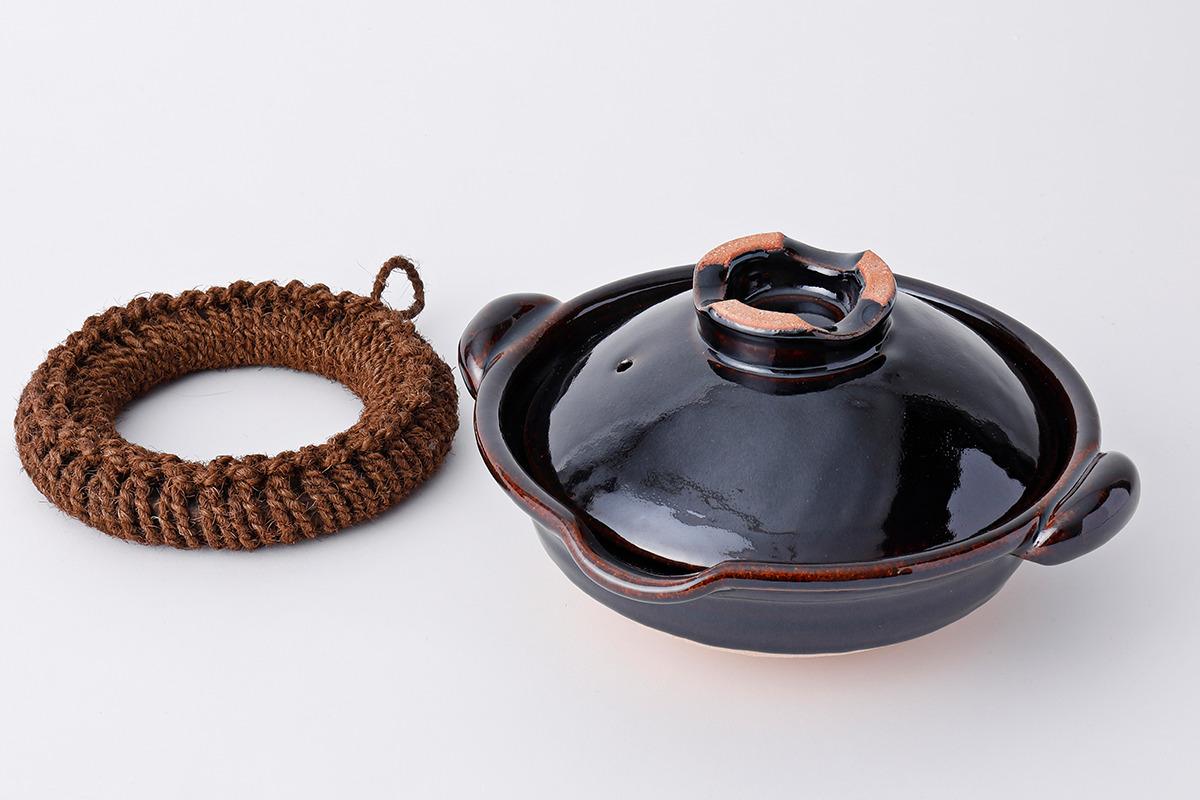 <small>鍋料理の美味しい季節がやってきた!</small><br>圡楽窯の万能な土鍋で美食の秋を愉しもう